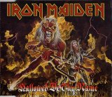 Iron Maiden's single for 'Hallowed Be Thy Name'