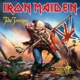 Iron Maiden's single for 'The Trooper'