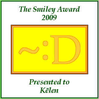 Smiley Award 2009
