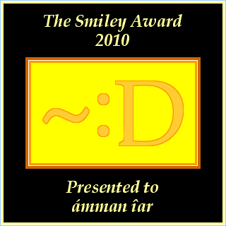 Smiley Award 2010