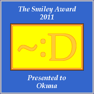 Smiley Award 2011
