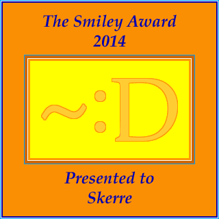 Smiley Award 2014